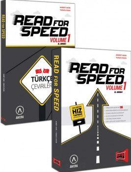 Yargı Yayınları Read For Speed Volume 5. Baskı