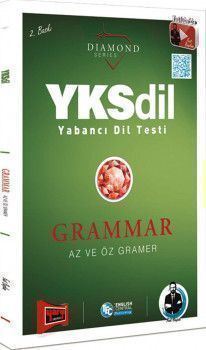 Yargı Yayınları YKSdil Yabancı Dil Testi Grammar Az ve Öz Gramer