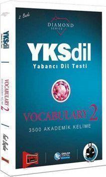 Yargı Yayınları YKSdil Yabancı Dil Testi Vocabulary 2