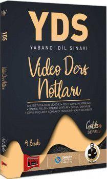 Yargı Yayınları YDS Video Ders Notları