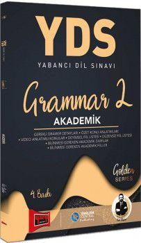 Yargı Yayınları YDS Grammar 2 Akademik