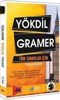 Yargı Yayınları Tüm Sınavlar İçin YÖKDİL Gramer