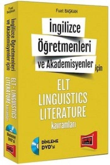 Yargı Yayınları 2015 İngilizce Öğretmenleri ve Akademisyenler için ELT LINGUISTICS LITERATURE Kavramlar