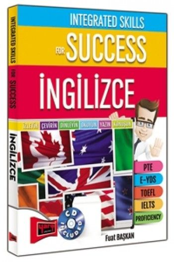 Yargı Yayınları 2015 Integrated Skills For Success İngilizce