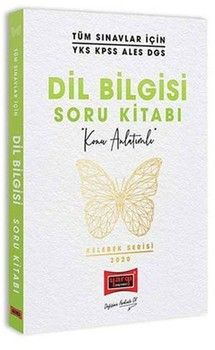 Yargı Yayınları Tüm Sınavlar İçin Dil Bilgisi Konu Anlatımlı Soru Kitabı