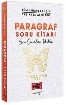 Yargı Yayınları Tüm Sınavlar İçin Paragraf Soru Kitabı