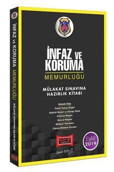 Yargı Yayınları İnfaz ve Koruma Memurluğu Mülakat Sınavına Hazırlık Kitabı