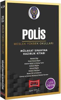 Yargı Yayınları Polis Meslek Yüksek Okulları Mülakat Sınavına Hazırlık Kitabı