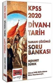 Yargı Yayınları 2020 KPSS Divanı Tarih Tamamı Çözümlü Soru Bankası