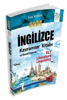 Yargı Yayınları 2017 ÖABT İngilizce Kavramlar Kitabı