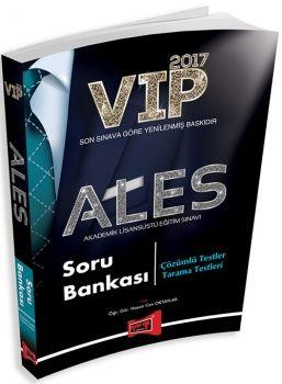 Yargı Yayınları 2017 ALES VIP Soru Bankası