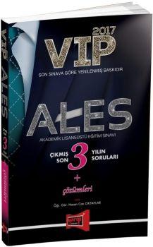 Yargı Yayınları 2017 ALES VIP Çıkmış Son 3 Yılın Soruları ve Çözümleri