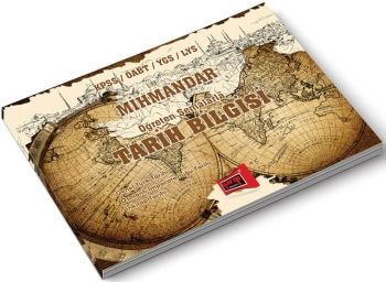 Yargı Yayınları  KPSS ÖABT YGS LYS MİHMANDAR Öğreten Şemalarla Tarih Bilgisi