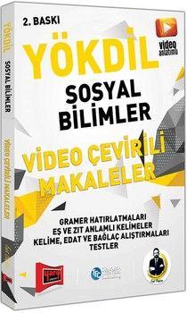 Yargı Yayınları YÖKDİL Sosyal Bilimler Video Çevirili Makaleler