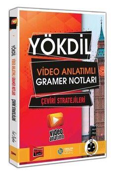 Yargı Yayınları YÖKDİL Video Anlatımlı Gramer Notları