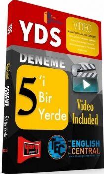 Yargı Yayınları YDS 5?i Bir Yerde Deneme Video Included