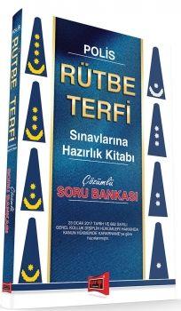 Yargı Yayınları 2017 Rütbe Terfi Sınavlarına Çözümlü Soru Bankası Hazırlık Kitabı