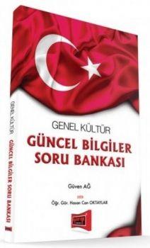 Yargı Yayınları 2017 KPSS Genel Kültür Güncel Bilgiler Soru Bankası