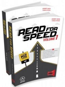 Yargı Yayınları Read For Speed Volume 1 2 Kitap