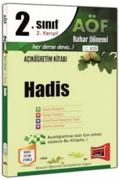 Yargı Yayınları 2. Sınıf 4. Yarıyıl Hadis 4126