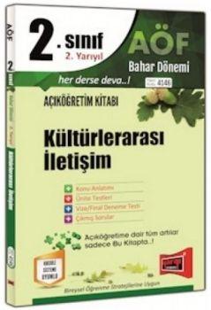 Yargı Yayınları 2. Sınıf 4. Yarıyıl Kültürlerarası İletişim 4146