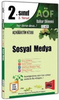 Yargı Yayınları 2 .Sınıf 4. Yarıyıl Sosyal Medya 4175