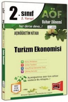 Yargı Yayınları 2. Sınıf 4. Yarıyıl Turizm Ekonomisi 4184