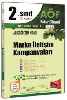 Yargı Yayınları 2. Sınıf 4. Yarıyıl Marka İletişim Kampanyaları 4150