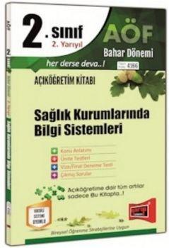 Yargı Yayınları 2. Sınıf 4. Yarıyıl Sağlık Kurumlarında Bilgi Sistemleri 4166