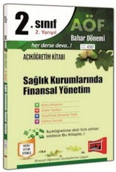 Yargı Yayınları 2. Sınıf 4. Yarıyıl Sağlık Kurumlarında Finansal Yönetim 4167