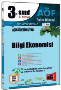 Yargı Yayınları 3. Sınıf 6. Yarıyıl Bilgi Ekonomisi 6101
