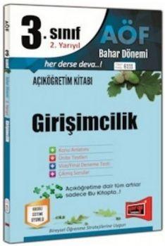 Yargı Yayınları 3. Sınıf 6. Yarıyıl Girişimcilik 6111