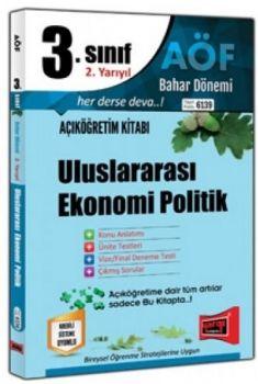 Yargı Yayınları 3. Sınıf 6. Yarıyıl Uluslararası Ekonomi Politik 6139