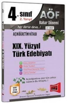 Yargı Yayınları 4. Sınıf 8. Yarıyıl 19. Yüzyıl Türk Edebiyatı 8137