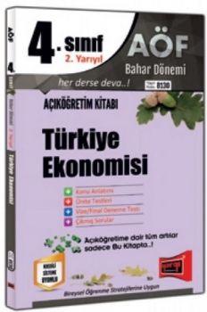 Yargı Yayınları 4. Sınıf 8. Yarıyıl Türkiye Ekonomisi 8130