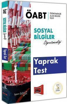 Yargı Yayınları ÖABT LİMAN Sosyal Bilgiler Öğretmenliği Yaprak Test