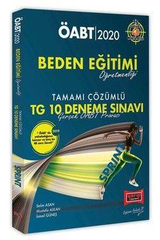 Yargı Yayınları 2020 ÖABT SPRINT Beden Eğitimi Öğretmenliği Tamamı Çözümlü TG 10 Deneme Sınavı