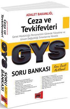 Yargı Yayınları GYS Ceza ve Tevkifevleri Konu Özetli Açıklamalı Soru Bankası