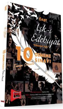 Yargı Yayınları 2017 ÖABT Işk-ı Edebiyat Tamamı Çözümlü 10 Deneme Sınavı
