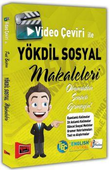 Yargı Yayınları Video Çeviri İle YÖKDİL Sosyal Makaleleri