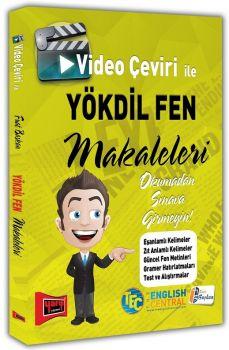Yargı Yayınları Video Çeviri İle YÖKDİL Fen Makaleleri