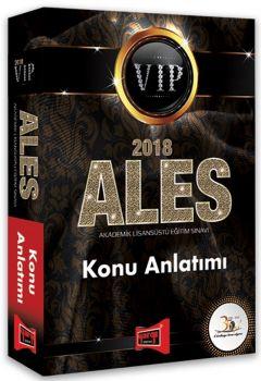 Yargı Yayınları 2018 ALES VIP Konu Anlatımı