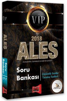 Yargı Yayınları 2018 ALES VIP Soru Bankası