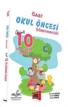 Yargı Yayınları ÖABT Okul Öncesi Öğretmenliği Çözümlü 10 TG Deneme Sınavı