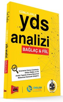 Yargı Yayınları Cümlelerle YDS Analizi Bağlaç Fiil