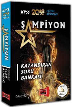 Yargı Yayınları 2018 KPSS Eğitim Bilimleri Şampiyon Kazandıran Soru Bankası