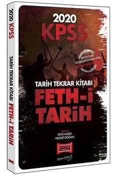 Yargı Yayınları 2020 KPSS Fethi Tarih Tekrar Kitabı