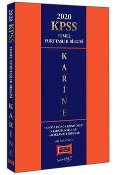 Yargı Yayınları 2020 KPSS Temel Yurttaşlık Bilgisi Karine Konu Özetli Soru Bankası