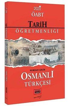 Yargı Yayınları 2020 ÖABT Tarih Öğretmenliği Osmanlı Türkçesi Konu Anlatımı