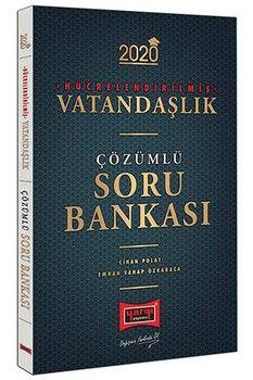 Yargı Yayınları 2020 KPSS Vatandaşlık Hücrelendirilmiş Çözümlü Soru Bankası
